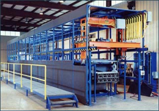Automatic Modular Finishing Systems